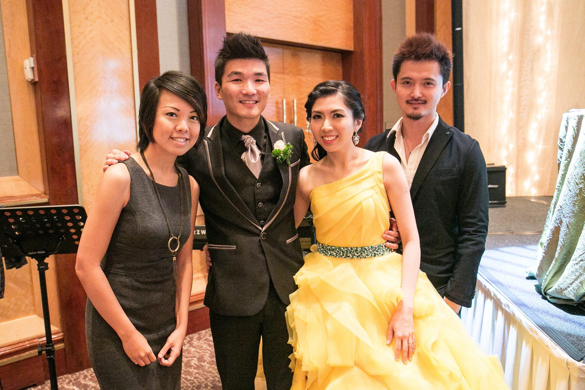 Song Hua & Hui Min's Wedding, Sheration Hotel - Redkite